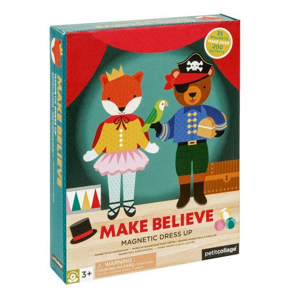 make believe magnetic dress up