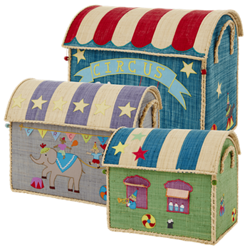 Circus Storage Boxes