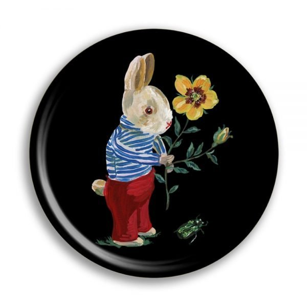 Bunny Birch Wooden Tray