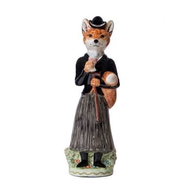 Country Friends Freda Fox Ceramic