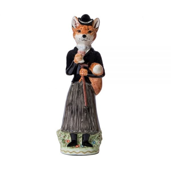Country Friends Freda Fox Ceramic