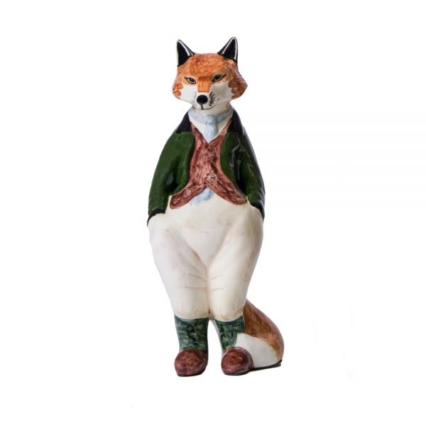Country Friends Freddie Fox Ceramic Green Coat