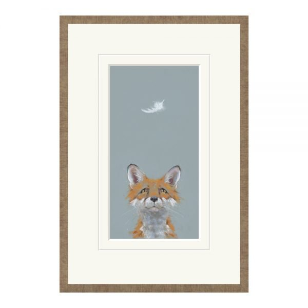 Nicky Litchfield - Forrest Framed Print