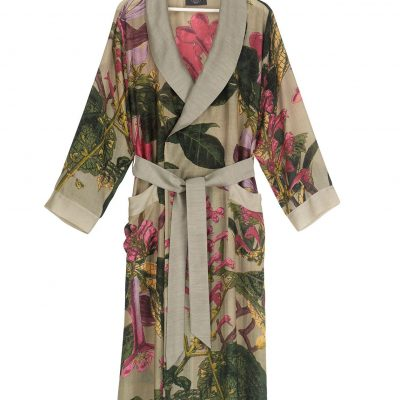 dressing gown magnolia stone