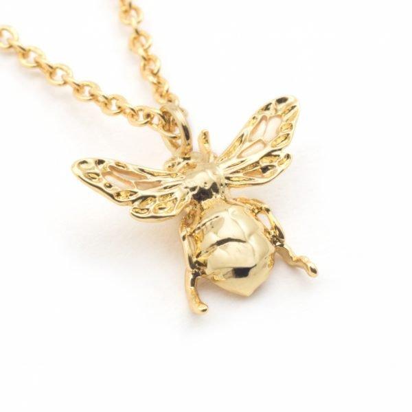 Mini Queen Bee Pendant