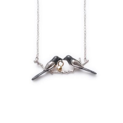 Thieving Magpies pendant